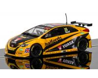 Scalextric - C3861 BTCC Honda Civic Type R, Matt Neal