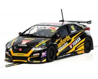 Scalextric - C3919 - Honda Civic Type R NGTC - BTCC 2017 Gordon Shedden
