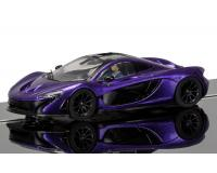 Scalextric - C3842 - McLaren P1 - Purple
