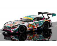 Scalextric - C3852 - Mercedes AMG GT3 (Anime)