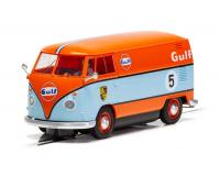 Scalextric - C4060 - Volkswagen Panel Van - GULF EDITION