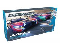 Scalextric - C1356 ARC ONE Ultimate Rivals (BMW Z4 GT3 v Mercedes AMG GT3)