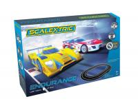 Scalextric - C1399 - Endurance Set (LMP Yellow vs GT Red)