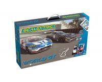 Scalextric - C1403M - ARC AIR WORLD GT (FORD GT GTE V MERCEDES AMG GT3)