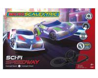 Scalextric - G1133 - Micro Scalextric Sci-Fi Speedway Set