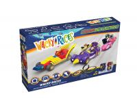 Scalextric - G1142M - Micro Scalextric Wacky Races - Dick Dastardly & Muttley vs Peter Perfect