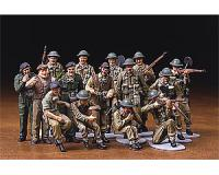 Tamiya - 32526 - British Infantry Europe (1:48 Scale)