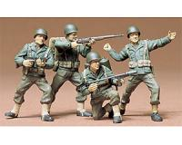 Tamiya - 35013 - US Army Infantry (1:35 Scale)