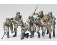 Tamiya - 35030 - German Assualt Troops (1:35 Scale)