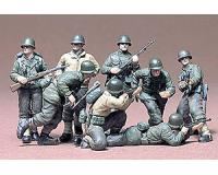 Tamiya - 35048 - US Infantry EUR. Theater (1:35 Scale)