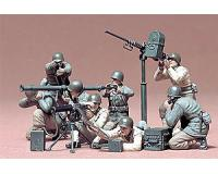 Tamiya - 35086 - U.S. Gun and Mortar Team (1:35 Scale)