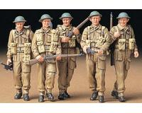 Tamiya - 35223 - British Infantry on Patrol (1:35 Scale)