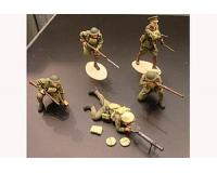 Tamiya - 35339 - WWI British Infantry (1:35 Scale)