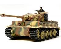Tamiya - 32575 - Tiger I Late (1:48 Scale)