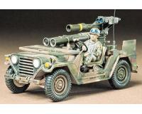Tamiya - 35125 - M151A2 with TOW Missile Launcher (1:35 Scale)