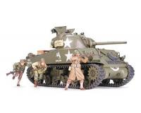 Tamiya - 35250 - M4A3 Sherman 75mm Gun (Late) (1:35 Scale)