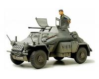 Tamiya - 35270 - SD.KFZ 222 with Photo Etch (1:35 Scale)
